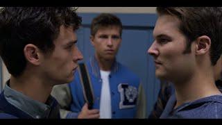 Satisfya ( High School Fight ) | Justin vs Bryce | 13 reasons why Season 02