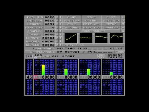 Uctumi - Meltin flux (4ch Amiga MOD)