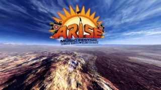 ARISE Music Festival 2013 - Official Preview - Loveland, Colorado