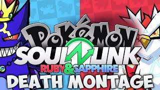 Shadypenguinn & TheKingNappy Pokemon R S Soul Link Death Montage