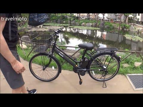 unboxing: 自転車 Panasonic ティモ・S  2019