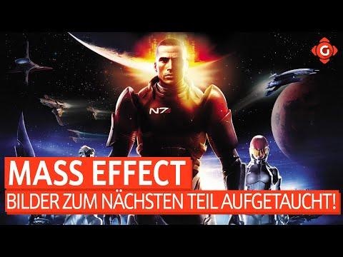 Mass Effect: Konzeptbilder aufgetaucht! Cyberpunk 2077: Erstes Gameplay von der Xbox! | GW-NEWS