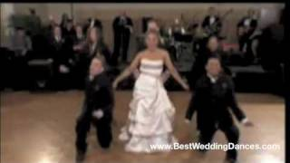 Shocking Surprise Wedding Dance - Funk Soul Brother