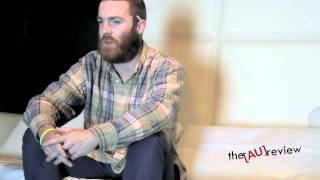 Chet Faker interviewed at his 7th ever show (First ever video interview March 2012)