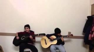 Duman-Beni Yak gitar cover