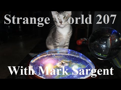 Karen B & Mark Sargent take Flat Earth calls SW207 ✅