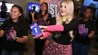 Meghan Trainor's Just Dance 2016 Party - Official [US]