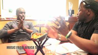 FreeLance Free Interviews Dj Neptune Hosted by (Music from Africa TV PT. 1)