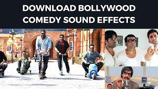DOWNLOAD LATEST FUNNY SOUND EFFECTS WHICH USES IN COMEDY MOVIES AND VINES