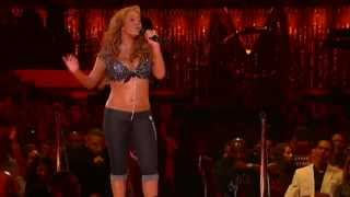 [HD] Mariah Carey - Always Be My Baby (Live The Adventures Of Mimi)