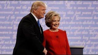 Clinton vs. Trump: The first U.S. presidential debate on CBC News