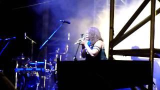 Massive Attack - Unfinished Sympathy (live, Venaria 6/7/2010)