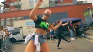 DJ BICKET feat STYLO G - BADD REMIX