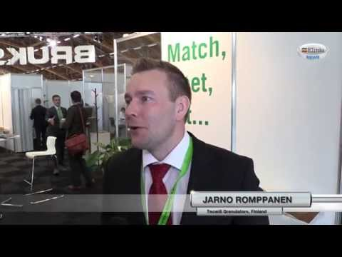Matchmaking at World Bioenergy 2014