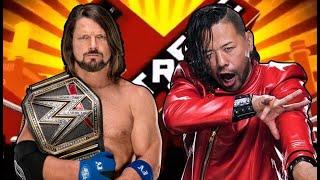 AJ Styles Vs Shinsuke Nakamura 6 At WWE Extreme Rules?