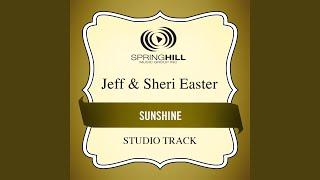 Sunshine (Medium Key Performance Track With Background Vocals)