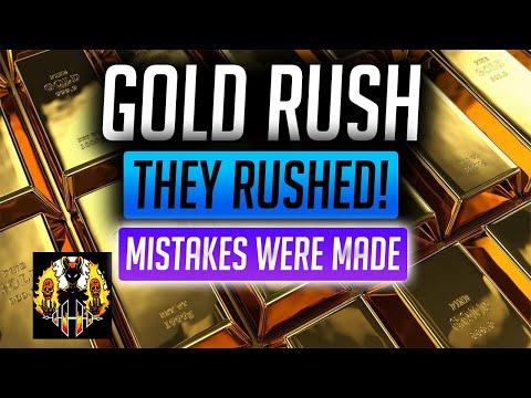 RAID: Shadow Legends | GOLD RUSH, WHERE DID I GO WRONG?