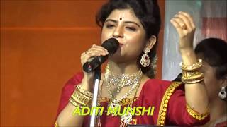 HARI HARAYE NAMOH KRISHNA YADAVAYA NAMAH // KRISHNA BHAJAN //HARE KRISHNA HD VIDEO // ADITI MUNSHI