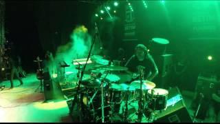 Carne De Segunda-Mel e Fel - Bad Music Fest 2014(Drum CAM.)