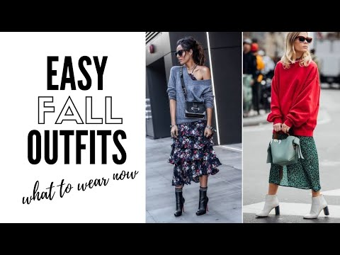 Video: 10 Things You Need To Look On-Trend NOW! Fall 2019 Fashion