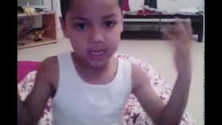 Nicki Minaj - Beez In The Trap cover by Tayo