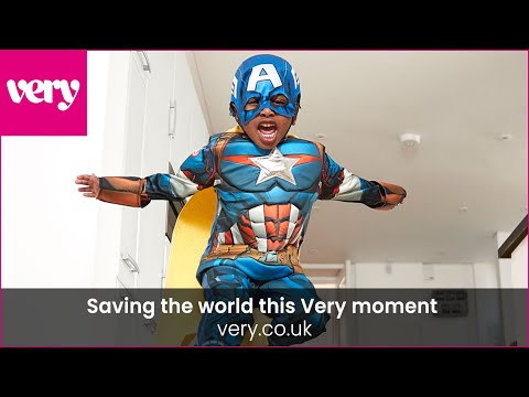 very.co.uk & Very Voucher Code video: Saving the world this Very moment