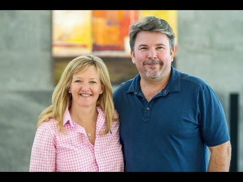 Game changers; Sue and Damian Rowe