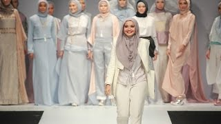 Zaskia Sungkar Siap Tampil di London Fashion Week