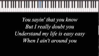 Ariana Grande feat. Iggy Azalea - Problem (solo piano arrangement)