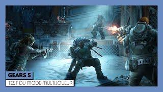 vidéo test Gears of War 5 par StipMister
