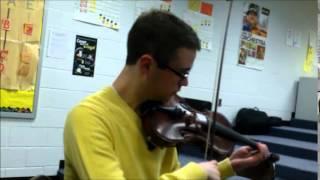 1st Violin Moonlight Tango