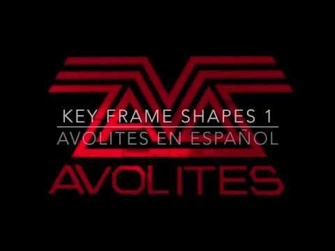 Key Frame Shapes Avolites en Español 1