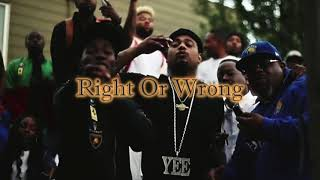 [SOLD] 'Right Or Wrong' YID x Lil Yee x Lil Yatta Type Beat 2018