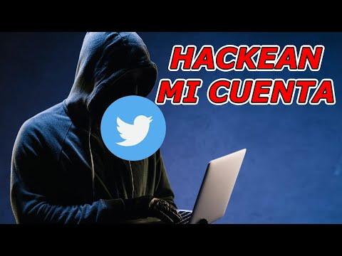 HACKEAN MI CUENTA DE TWITTER | CUENTA SUSPENDIDA