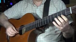Aprendé Perfidia (facil) por Carlos Ruben Gomez