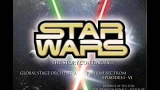 Star Wars: Soundtrack - The Immolation Scene ( Episode 3 - Revenge Of The Sith )