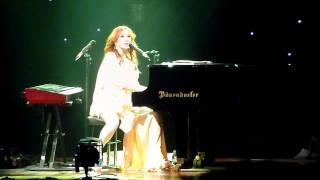 Tori Amos - Sister Janet 12/18/11: Orpheum Theatre - Los Angeles, CA