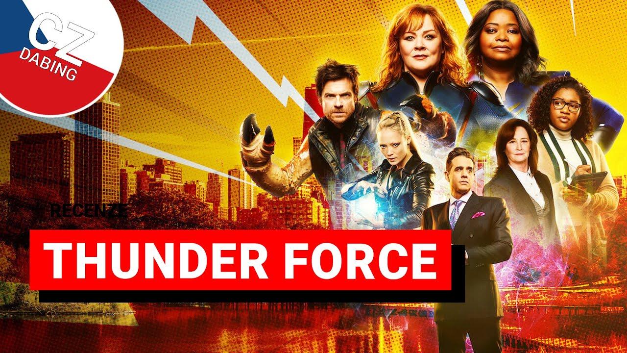 RECENZE: Je Thunder Force nejhorší komedie roku?