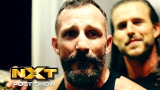 Undisputed ERA's bold words about the NXT Tag Team Titles: NXT Post-Show, Oct. 17, 2018