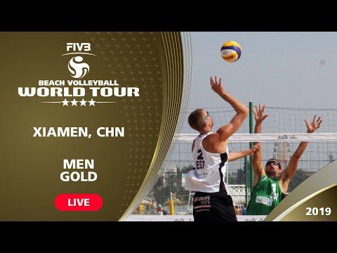 Xiamen 4-Star 2019 - Men Gold Medal - Beach Volleyball World Tour