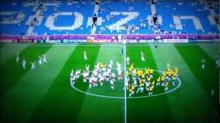 UEFA EURO 2012™ | Ceremonies Volunteer POZnan* | Oceana - Endless Summer | HD
