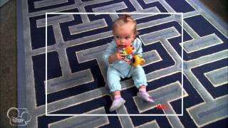 Good Luck Charlie - Teddy's Video Diaries - Charlie's First Steps