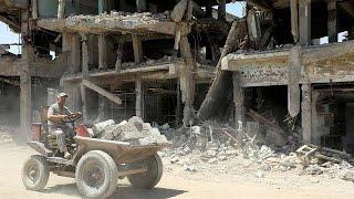 La difícil reconstrucción de Mosul
