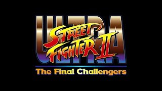 Ultra Street Fighter II - Battle Tactics