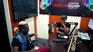 Junior Boy Performing His Forthcoming Single On Delarue Radio  | Waves