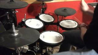 Blessed and Possessed-Powerwolf (Drum Cover)
