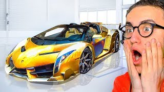 The MOST EXPENSIVE SUPER CARS IN THE WORLD!