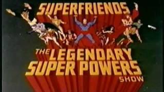 Super Friends to Justice League Intros width=