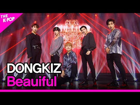 DONGKIZ, Beauiful [THE SHOW 200908]