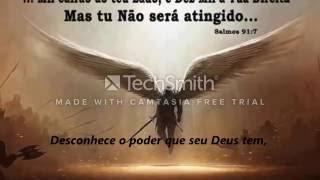 Ninguém Pode Impedir - Rose Nascimento ( play back Com Letra)